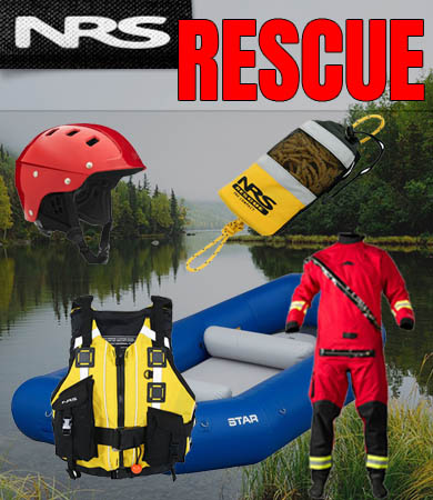 Water Rescue Gear by NRS