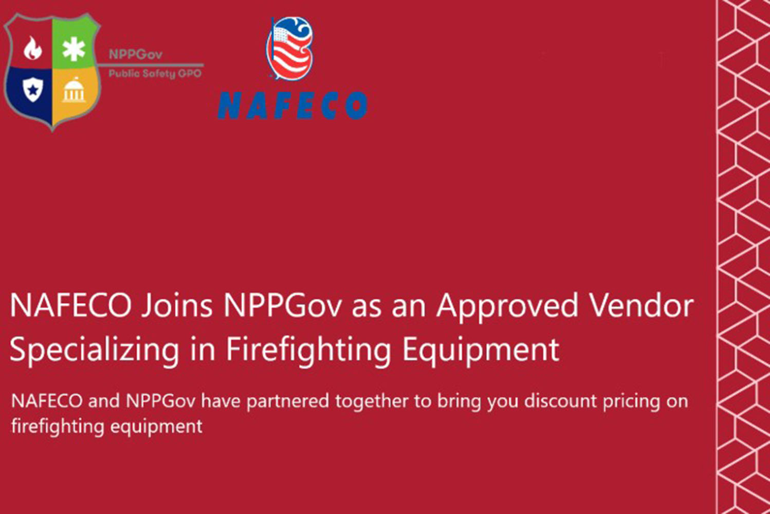 NAFECO Joins NPPGov as Vendor for PPE
