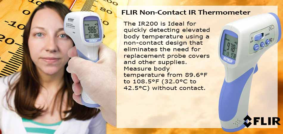 FLIR Non-Contact Thermometer
