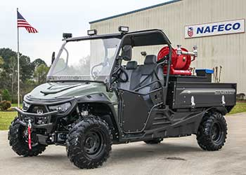 UTV Fire Vehicle