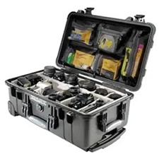 Pelican Case, Wheels Foam Insert, Black
