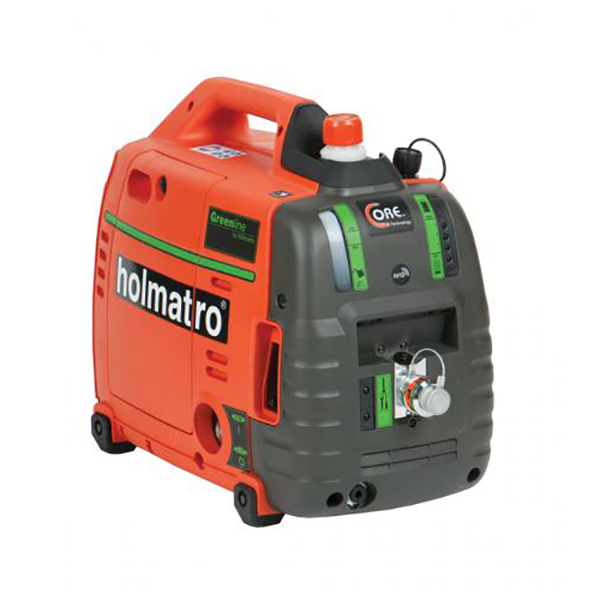 Holmatro SPU 16 BC Single Tool Power Unit Package
