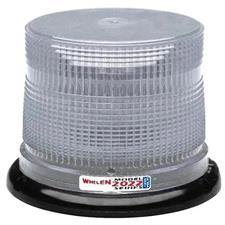 Whelen Light, Low Dome, Clear Strobe