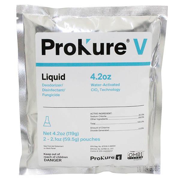 ProKure Multi Surface Cleaner C102 V, Lg Volume, 4.2 oz Pack