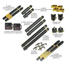 Paratech Stabilization Kit, Highway Set