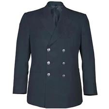 "Anchor Dress Coat, Class A, 32"", Double Breasted, Navy"