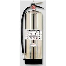 Amerex Extinguisher, Water 2.5 Gallon Pressurized