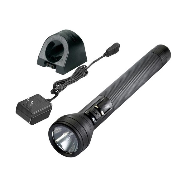 Streamlight Flashlight, LED SL-20LP C4 Black, AC