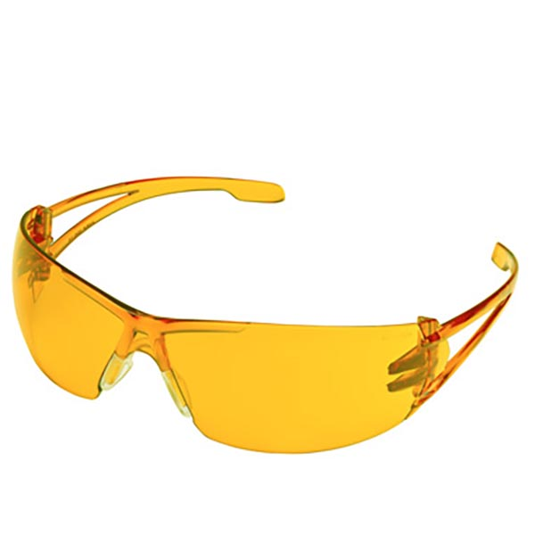 Gateway Safety Glasses Varsity, Amber