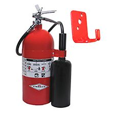 Amerex Extinguisher, CO2 10#