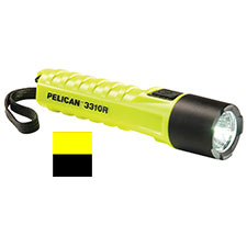 Pelican Light, LED Rechargeable, Black