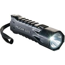 Pelican Handlight, LED 3AA, Black