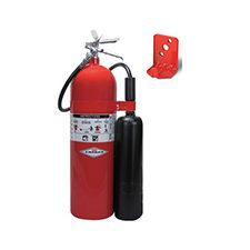 Amerex Extinguisher, CO2 20#