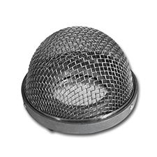 Akron Basket Suction Strainer, 2.5""