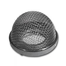 Akron Basket Suction Strainer 5.0""