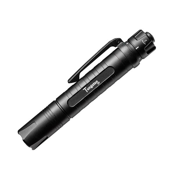 ASP Tungsten USB Flashlight Black