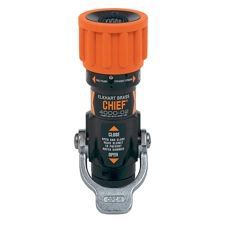 "Elkhart Chief Nozzle,  1"" (Specify GPM & PSI)"