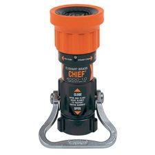"Elkhart Chief Nozzle, 1.5"" (Specify GPM & PSI)"