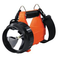 Streamlight Fire Vulcan,Orange 120VAC / 12VDC Standard System