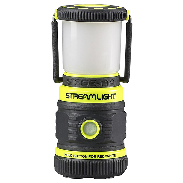 Streamlight Siege Lantern Magnet, AA, Yellow