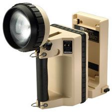 Streamlight LiteBox 8W Flood, AC/DC Power Fail System, Beige