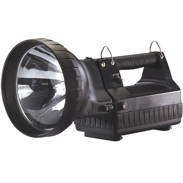 Streamlight HID LiteBox, 230V AC/12V DC, Black