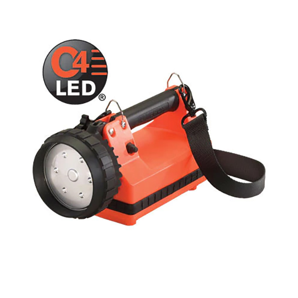 Streamlight E-Flood LiteBox HL C4, LED, No Charger, Orange