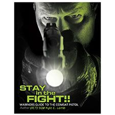 "5.11 Book, ""Stay In The Fight"""
