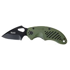 5.11 Knife, DRT Folding, Plain Edge