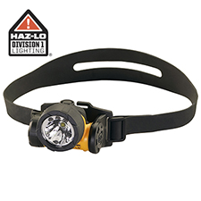 Streamlight Trident Haz-Lo Headlamp, Div 1, Yellow