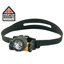 Streamlight Argo Haz-Lo Headlamp, Div 1, Yellow