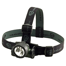 Streamlight Trident Headlamp, LED-Xenon Bulb, Yellow