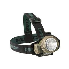 Streamlight Buckmasters Camo Trident 3 Green Leds, AAA,