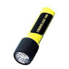 Streamlight 4AA Propolymer LED Yellow  Alkaline Batteries