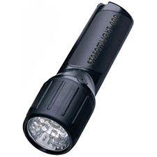 Streamlight 4AA Propolymer White LED, No Bats, Black