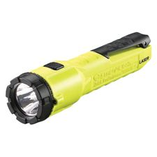 Streamlight Light, 3AA ProPoly Dualie Laser, Yellow