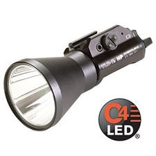 Streamlight Tactical Light, TLR-1S HP C4 LED, Remote, Blk
