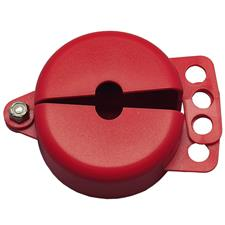 "Zing Safety Lockout Gate Valve Lockout, 1""-2.5"", Plastic"