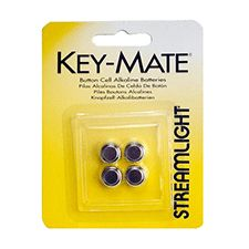 Streamlight Key-Mate 4 Pack Batteries