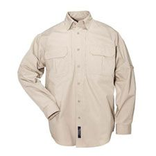 5.11 Shirt, Tactical, LS Khaki
