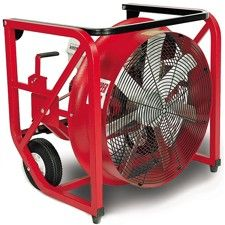 "Super Vac 24"" Fan, 8 HP Tecumseh Engine"