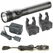 Streamlight Stinger DS C4 LED HL, 120V AC/12V DC, 2 Holders