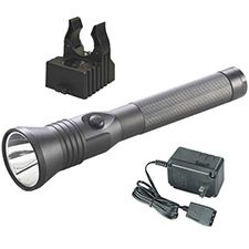 Streamlight Stinger DS C4 LED HP, AC Charger, Black
