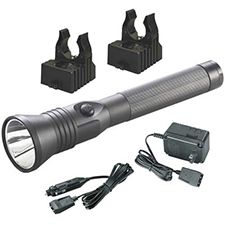 Streamlight Stinger DS C4 LED HP, AC/DC, 2 Holders, Black