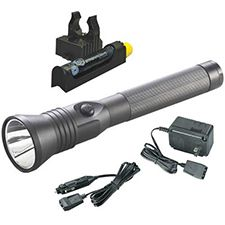 Streamlight Stinger DS C4 LED HPL, AC/DC PiggyBack, Black