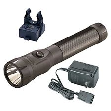 Streamlight Polystinger LED, C4, 120V AC Black NiCD