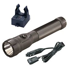 Streamlight Polystinger LED, C4, DC Steady Charger Black