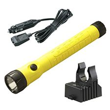 Streamlight Polystinger C4 LED Haz-Lo, 12V DC, Yellow