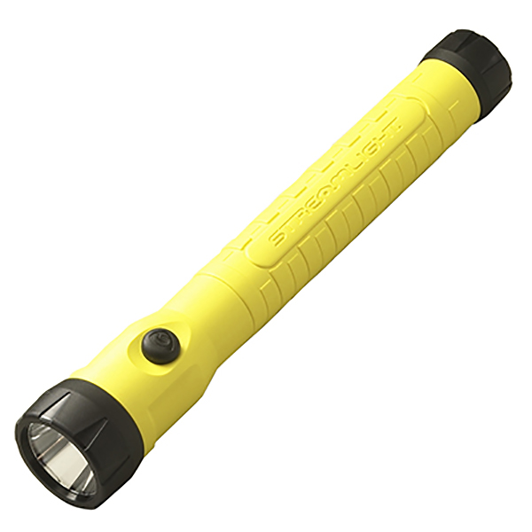Streamlight Polystinger C4 LED Haz-Lo, AC/DC, Yellow