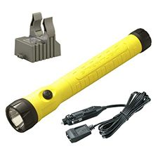 Streamlight Polystinger C4 LED Haz-Lo 12V DC Fast Chg, Yellow